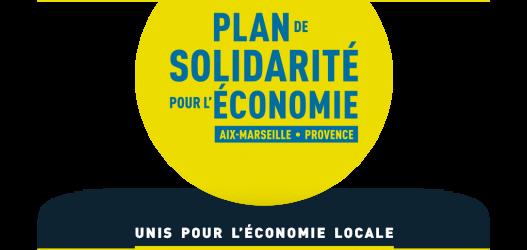 Pastille Plan de solidarité pour l'économie